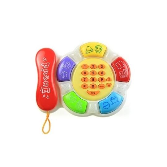 Интерактивный телефон-рассказчик