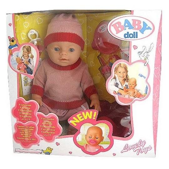 Кукла Baby Doll