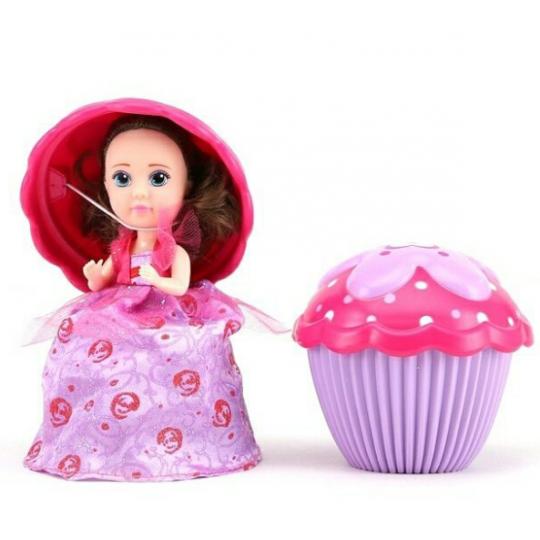 """Ароматные куклы - кекс """"Cupcake Surprise"""" в ассортименте."""