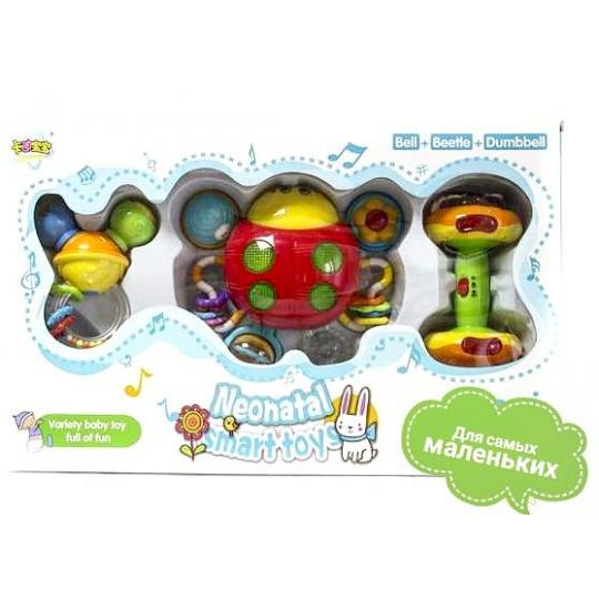 "Набор погремушек ""Neonatal Smart toys"""