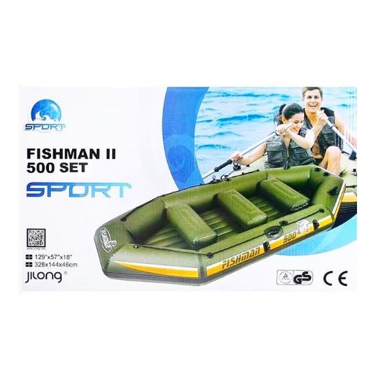 Лодка надувная Fishman II 500 Boat
