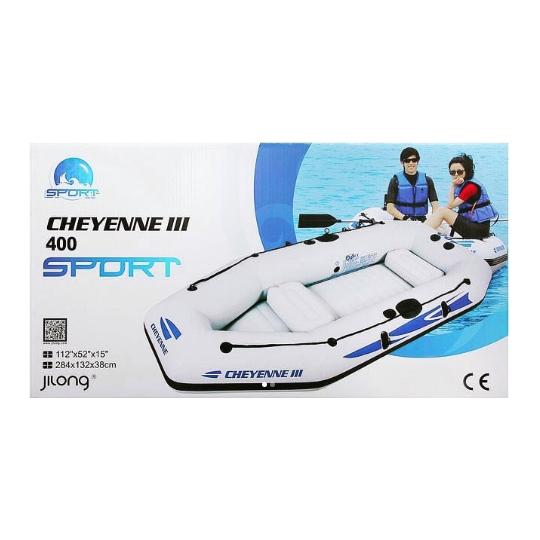 Cheyenne III 400 SET лодка надувная