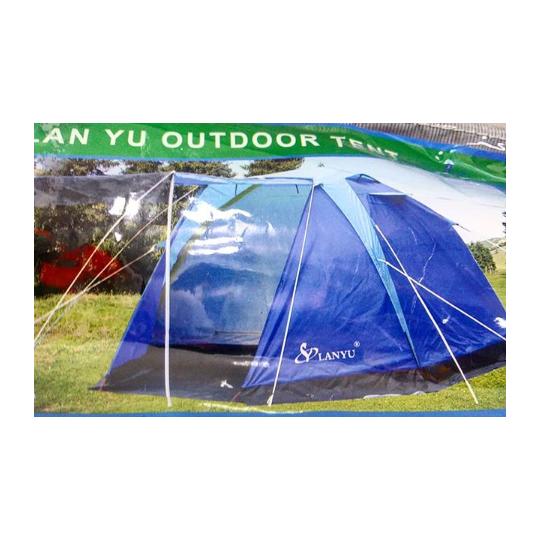 Палатка 5-ти местная.
