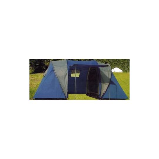 Палатка 4-х местная двухкомнатная LanYu 1699 450х220х180см