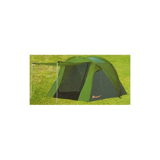 Палатка 3-х местная туристическая LanYu 1709 250х190х135см