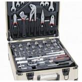 Набор инструментов -187 предмета в кейсе.
