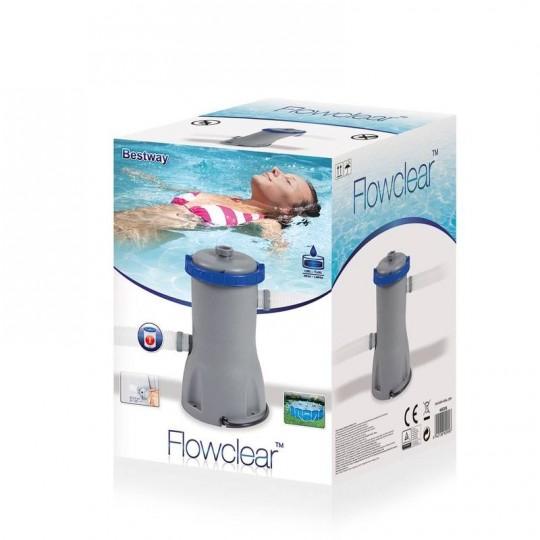 Фильтрующий насос для бассейна (1249 л/ч.) Bestway 58145