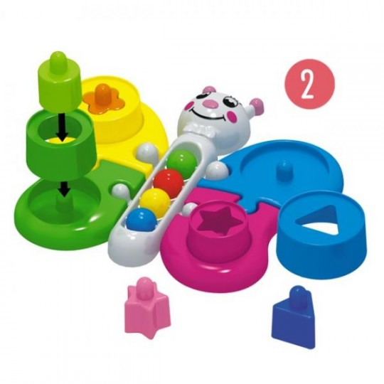 Логическая игрушка 01932 Бабочка