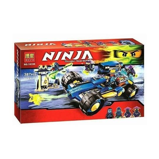 Конструктор Bela 10396 ninja ниндзя ninjago ниндзяго Шагоход Джея.