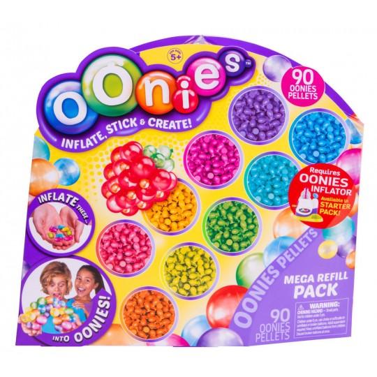 Oonies аксессуары Mega refill pack 90